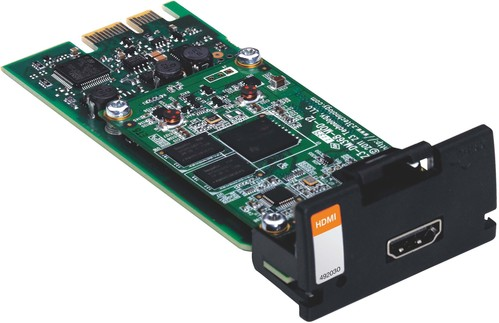 Triax Hirschmann Eingangsmodul Encoder Video/Audio stereo TDX FE1HDMI