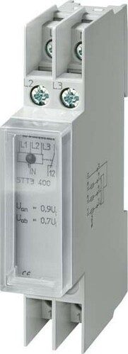 Siemens Indus.Sector Spannungsrelais 230/400VAC 1W 5TT3401