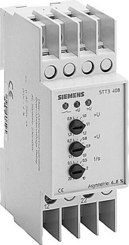 Siemens Indus.Sector Spannungsrelais AC 230/400V 2W 5TT3408