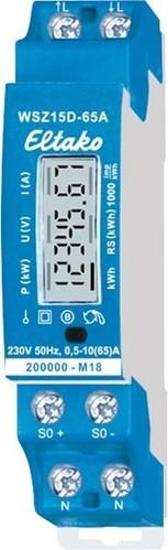 Eltako Wechselstromzähler MID WSZ15D-65A MID