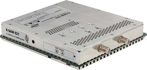 Astro Strobel Transmodulator 47-862 MHz 2x DVB-C/T/T2 in QAM X-QAM 621 CT 2