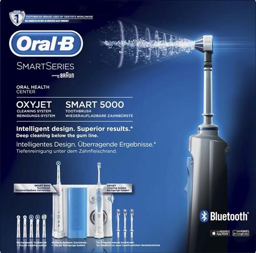 Procter&Gamble Braun Oral-B Center Zahnb+Munddusche CenterOxyJet+SMART 5