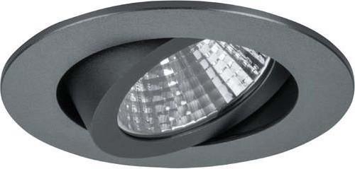 Brumberg Leuchten LED-Einbaustrahler 350mA 3000K schwarz 12361083