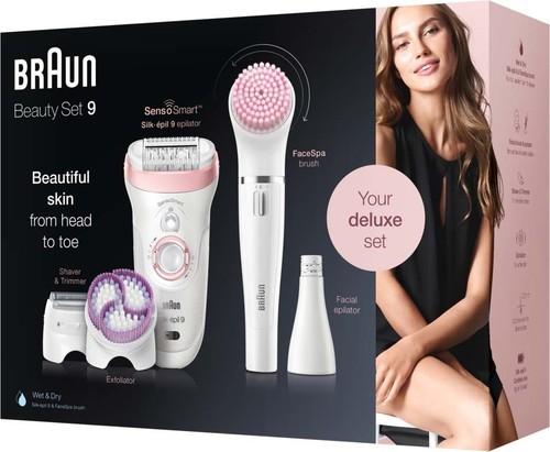 Procter&Gamble Braun Epilierer Beauty Set 9 9-975 BS