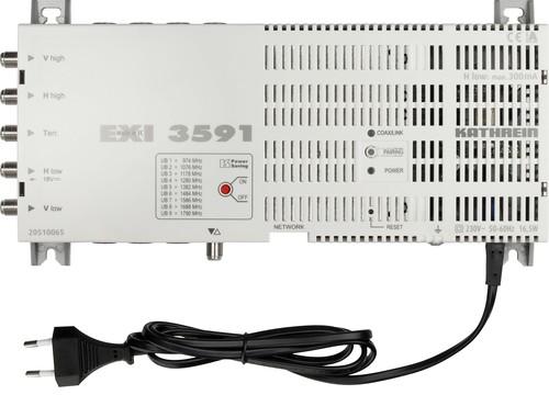 Kathrein Einkabel Multischalter 5 auf 1x9 EXI 3591