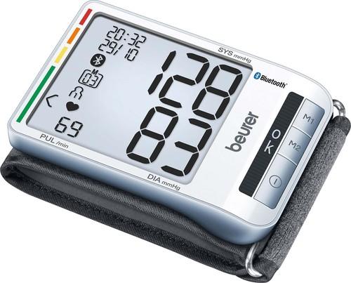 Beurer Blutdruckmessgerät Handgelenkmessung BC 85 BT