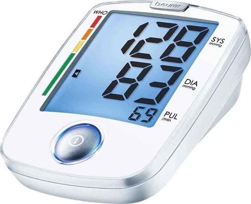 Beurer Blutdruckmessgerät Oberarmmessung BM 44 Easy to use