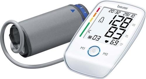 Beurer Blutdruckmessgerät Oberarmmessung BM 45