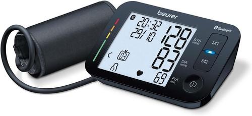 Beurer Blutdruckmessgerät Oberarmmessung BM 54 BT