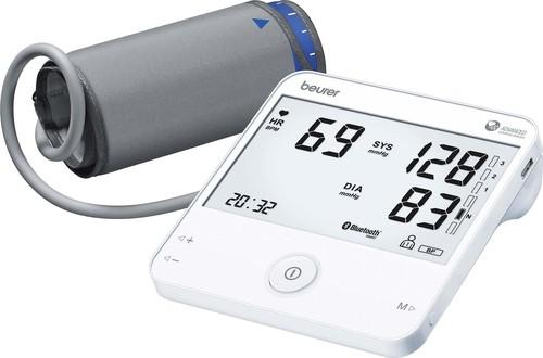 Beurer Blutdruckmessgerät Oberarmmessung BM 95 BT