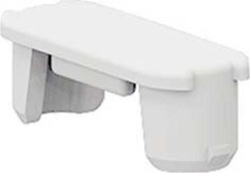 LTS Licht&Leuchten Verschlussabdeckung weiß ST-ZCOV/S-9000/TP weiß