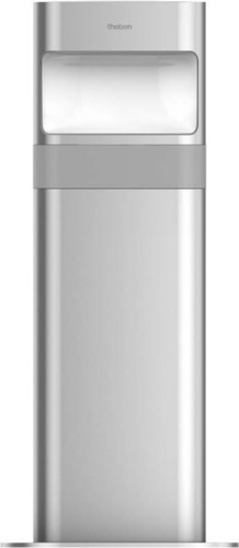 Theben LED-Poller-Leuchte (kurz) 8,5 Watt, aluminium theLeda D BL AL
