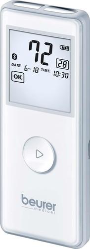 Beurer EKG Gerät mobil 1-Kanal ME 90 BT