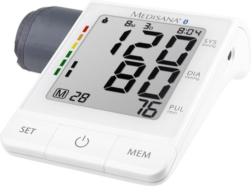 Medisana Blutdruckmessgerät Oberarmmessung BU 530 Connect
