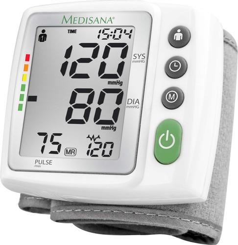 Medisana Blutdruckmessgerät Handgelenkmessung BW 315