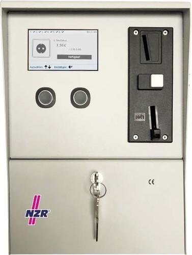 NZR Münzzähler MMZ inkl. Option M+X 735120032-064