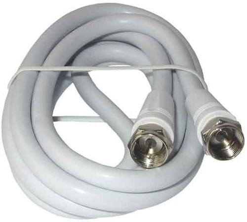 Kreiling Tech. F-Anschlusskabel SM 75 dB F75/ 1,5m weiß