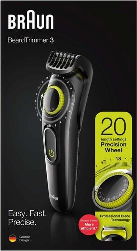Procter&Gamble Braun Bartschneider BeardTrimmer BT3221