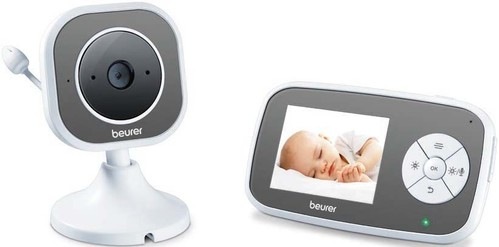 Beurer Video-Babyphone Babycare BY 110