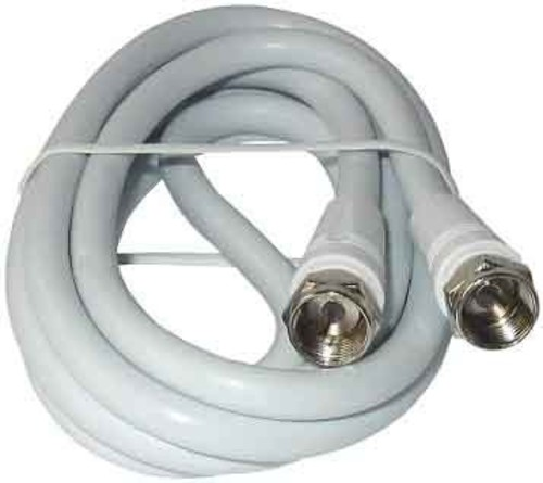Kreiling Tech. F-Anschlusskabel SM 90 dB F75/ 1,5m-112 weiß