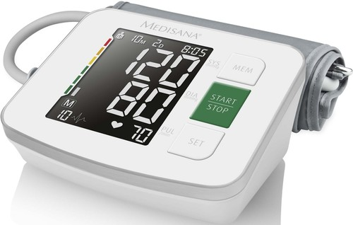 Medisana Blutdruckmessgerät Oberarmmessung BU 514