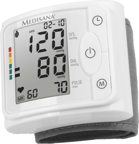 Medisana Blutdruckmessgerät Handgelenkmessung BW 320