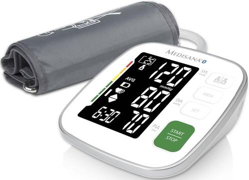 Medisana Blutdruckmessgerät Oberarmmessung BU 542 Connect