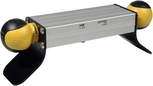 ABB Stotz S&J Handbedieneinheit 2x Safeball JSD-TD25P-020300
