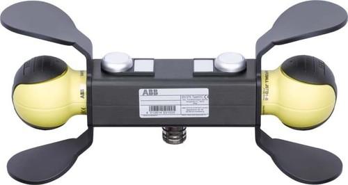 ABB Stotz S&J Handbedieneinheit 2x Safeball JSD-TD25P-221200