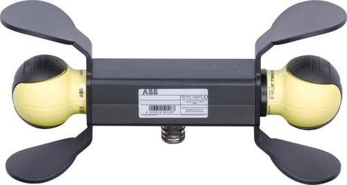 ABB Stotz S&J Handbedieneinheit 2x Safeball JSD-TD25P-A00100