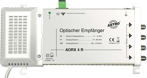 Astro Strobel Optischer Empfänger 4 Receiver AORX 4 R