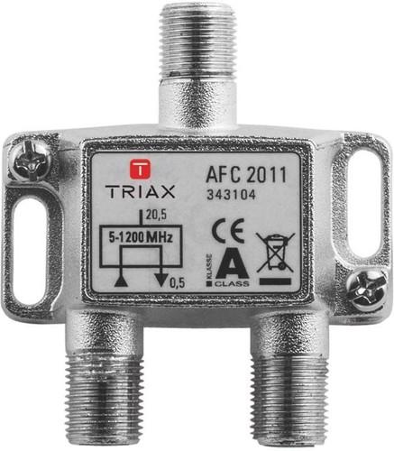 Triax Hirschmann Abzweiger 1-fach 20,5dB AFC 2011 1,2 GHz