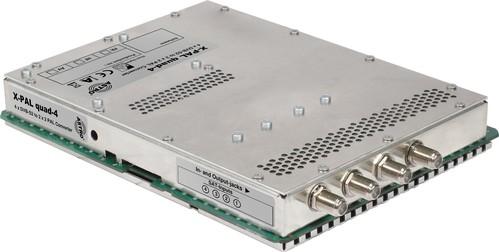 Astro Strobel Transmodulator 4-fach DVB-S2/2x2PAL X-PAL quad-4