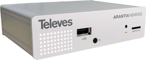 Televes IP-Receiver Nemesis ADS-N