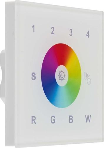 EVN Lichttechnik DALI-Wandpanel RGB+W 100-240V/AC DALWPRGBW
