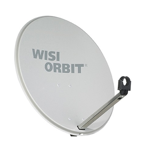 Wisi Offset-Antenne 60cm, lichtgrau OA36G