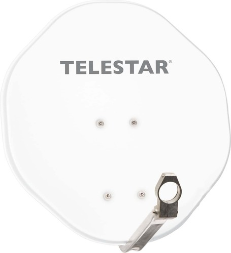 Telestar SAT-Außenanlage ALURAPID45 weiß