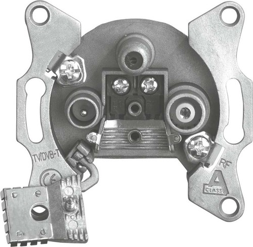 Kreiling Tech. Multimedia-Durchgangsdose Kabel-BK BK MM 3 D