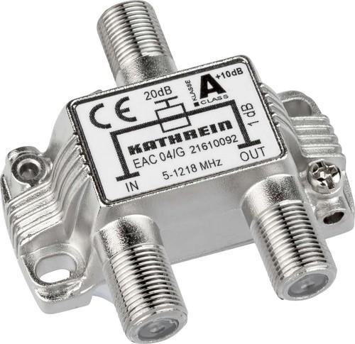 Kathrein F-Abzweiger 1-fach 5-1218 MHz 20dB EAC 04/G