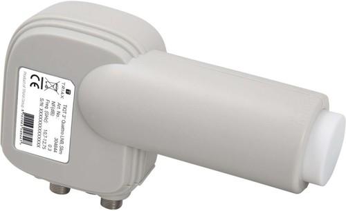 Triax Hirschmann Empfangssystem Quattro-LNB 40mm TIQT 3°