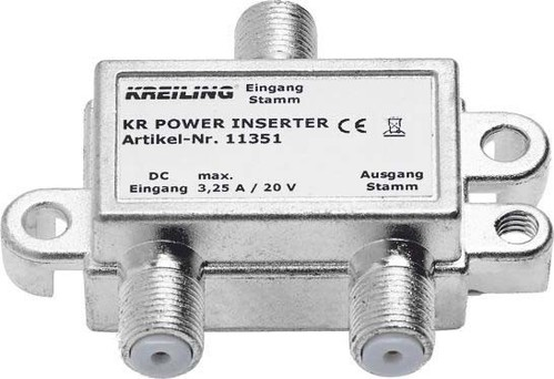 Kreiling Tech. Fernspeiseweiche KR POWER INSERTER