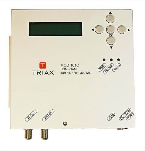 Triax Hirschmann QAM-Modulator 1 HDMI-Eingang MOD 101C