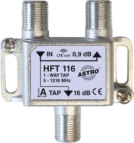 Astro Strobel Abzweiger 1-fach 16db 5-1218MHz HFT 116