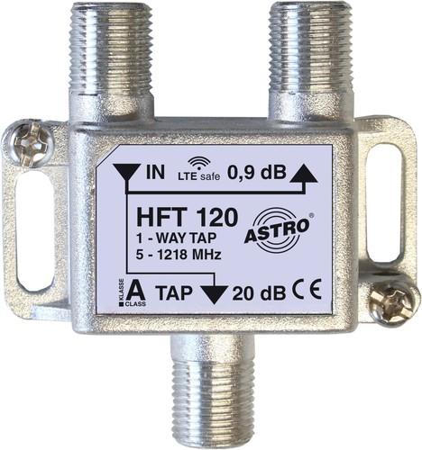 Astro Strobel Abzweiger 1-fach 20db 5-1218MHz HFT 120
