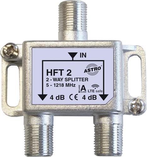 Astro Strobel Verteiler 2-fach 4db 5-1218MHz HFT 2