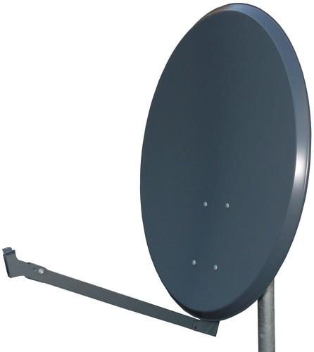 Televes Alu-Reflektor 80cm graphit S80EL-G