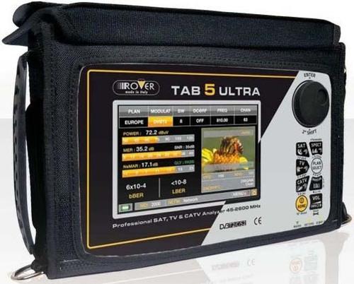 RO.VE.R HD-Analyzer 5 Zoll HD TAB 5 ULTRA SATEX