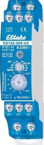 Eltako Stromstoßschalter 2S pot.frei 10A/250V ES12Z-200-UC
