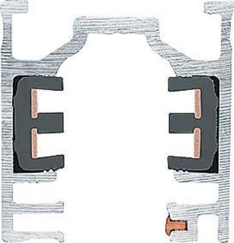 Zumtobel Group Stromschiene 3ph weiß L1m S2 801250
