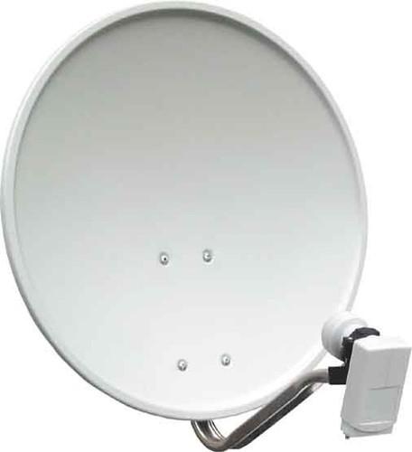 Telestar SAT-Außenanlage inkl.Halterung 5109450-AB